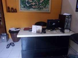 Meja Jati Kantor Murah Surabaya