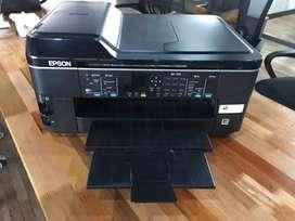 Printer epson WF 7511 bekas seperti baru
