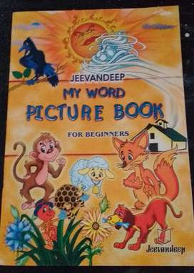My word picture book for kids