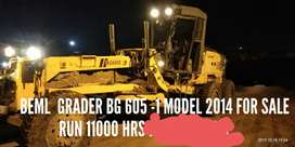 BEML GRADER BG 605