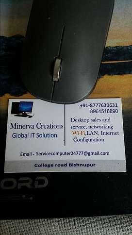 COMPUTER LAN,WIFI, SERVICES
