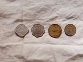 Old coins Indian