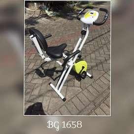 Sepeda Statis Magnetik // Selasa Gym 6.33