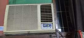 1.5ton AC working