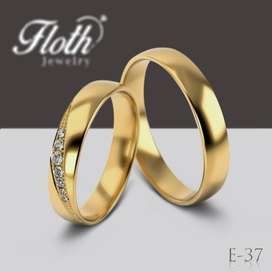 Cincin Couple Tunangan Dan Pernikahan