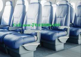 Vacancy Available In groun staff -ticket, collector, cabin crew etc. C