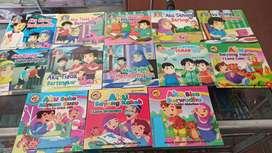 Buku cerita moral untuk anak anak