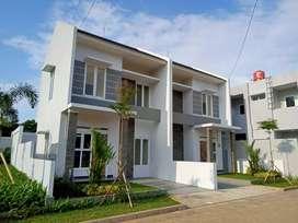 Investasi Rumah Cluster 1 Lantai cash dan KPR