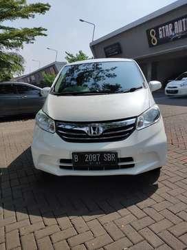 Honda Freed PSD 1.5 E AT 2012 sudah lolos INPEKSI