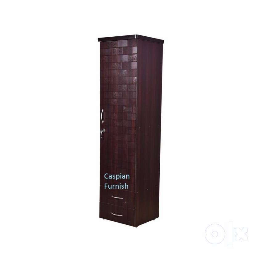 Caspian Furniture :- New single door wardrobe / utility cupboard