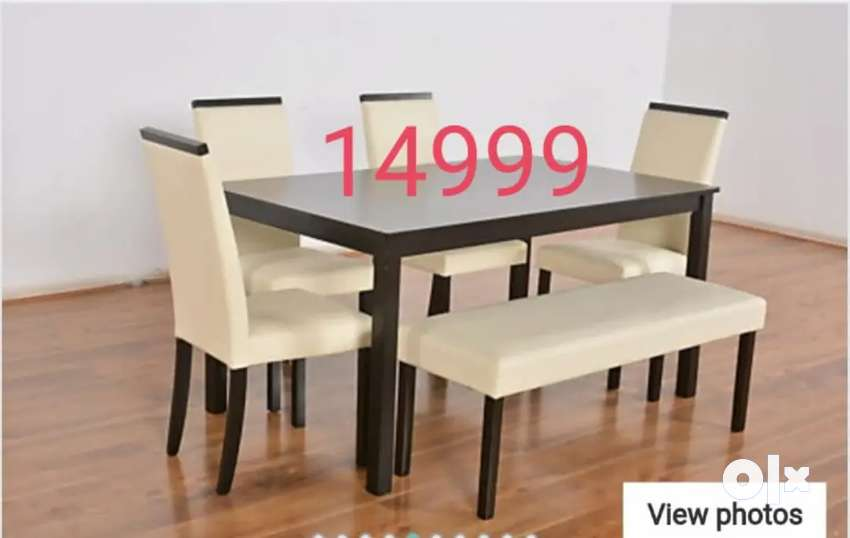 Malaysian imported 6 seater dining table