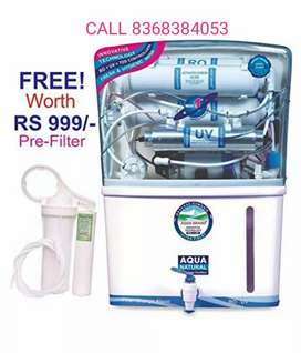 Aquafresh RO+UV+UF withTDS at best offer price 7 stages water purifier