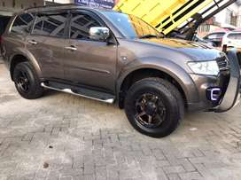 Pajero Dakar VGT 2014