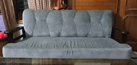 6 months Old Branded 5 Seater Sofa with Table Good Condition