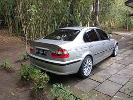 BMW E46 325i Silver
