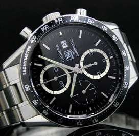 TAG Heuer Carrera Chronograph Automatic Watch (Buy Sell Trade Rolex)