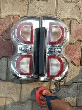 Mahindra scorpio back light