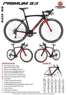 Pacific Primum 3.3 700c Roadbike