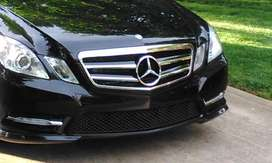 Mercedes Benz E-Class W212 Amg Show Grill Available