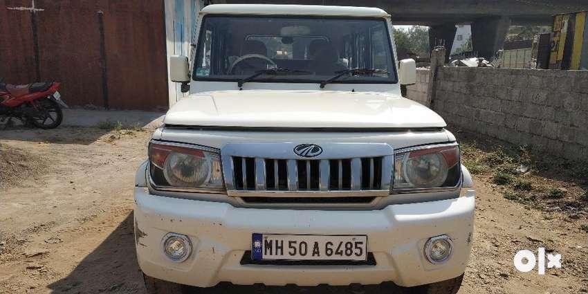 Mahindra Bolero ZLX BS IV, 2012, Diesel 0