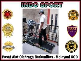 Treadmill Elektrik TL 288 Multifungsi Best Seller