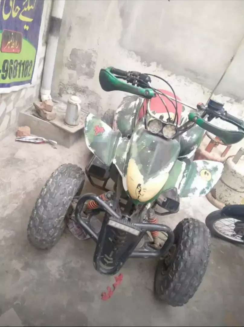 Atv for sell 0