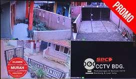 PROMO CCTV HARGA SDH TERMASUK PASANG GARANSI 1 THN