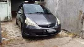 Honda jazz matic thn 2007