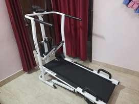 Powermax Fitness MFT-410 manual trademill (₹- 10000)