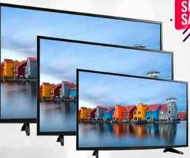 "New Led TV Size 50"" inbuild Soundbar Full HD Warranty 1Year"