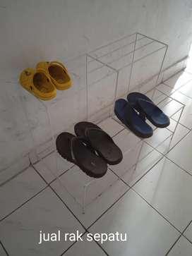 rak sepatu besi bisa buat rak pot