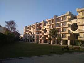 3BHK Semi - Furnished Flat in Omaxe City With Covered Parking