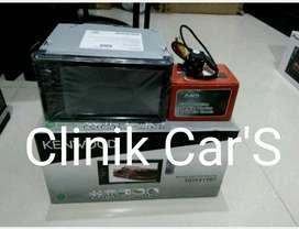 Audio mobil Headunit KENWOOD DDX419BT & Kamera DHD ^_^
