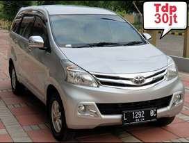 Jual santei mbl Antik Toyota New Avanza G 1.3 2014 AT km.500 blm 1.000