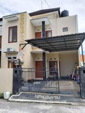 Rumah minimalis taman griya jimbaran