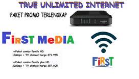 INTERNET FIRST MEDIA WIFI