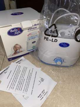 Dijual Pompa Asi Spectra Q plus dan Sterilizer Baby Safe