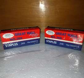 Isi staples great wall 369 besar