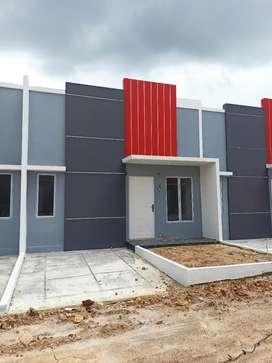 Dijual/disewakan 1 unit rumah di perumahan Glory green residence batam