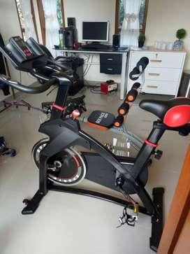 Body kokoh SPinning bike TL 930