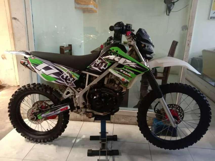 Klx 150 cc thn 2013 bali dharma.motor 0