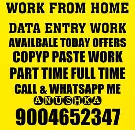 INDIAS GREAT PART TIME JOB