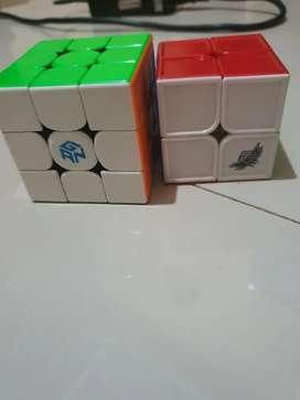Rubik Gan 356 X Numerik IPG+Rubik 2X2