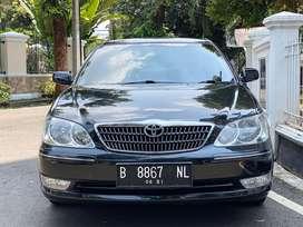 Toyota camry 2.4G 2006 AT last edition hitam istimewa