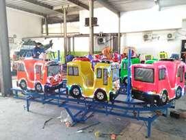 AL pabrik odong kerata panggung mobil bus tayo bahan fiber