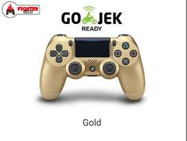 Stik PS4 ORI Light Bar GOLD READY GOJEK (gosend-goshop)