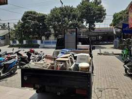 Rental mobil pickup & angkutan barang dll Area Tj.priuk