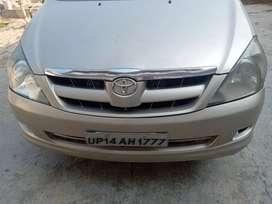 My Innova car very good condition home car 2006 ka December