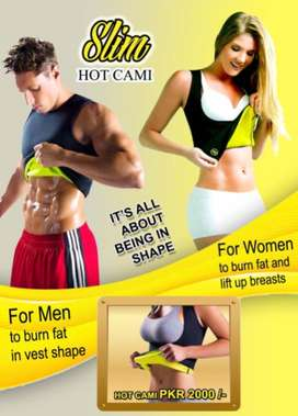 Slimming Cami Hot For Men & Womans Available in All Cities