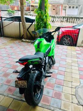 Ninja 650 immaculate condition 2012